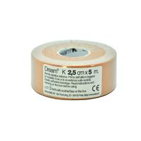 Product DREAM K - Beige -  Ελαστικός Επίδεσμος Κινησιοθεραπείας 2.5cm X 5m base image