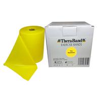 Product Thera-Band Ιμάντας Άσκησης Κίτρινο -Πώληση με το μέτρο- (Exercise Band Yellow) base image