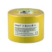 Product DREAM K Yellow - Ελαστικός Επίδεσμος Κινησιοθεραπείας 5cm X 5m base image