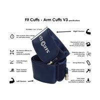 Product Fit Cuffs BFR Performance UPPER V3 Set base image