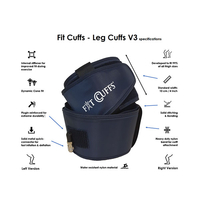 Product Fit Cuffs BFR Performance LOWER V3 Set base image