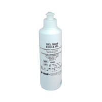 Product G008 - GEL FIAB μπουκάλι με πόμα 260ml - Διάφανο base image