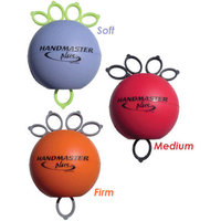Product Μπαλάκι ασκήσεων άκρας χείρας σε 3 αντιστάσεις (Handmaster plus) base image