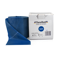 Product Thera-Band Ιμάντας Άσκησης Μπλε -Πώληση με το μέτρο- (Exercise Band BLUE) base image