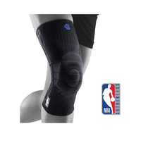 Product Επιγονατίδα Bauerfeind Sports Knee Support NBA Black base image
