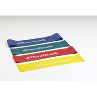 Product Thera-Band Κυκλικοί Ιμάντες 20.50cm- Επιλέξτε Αντίσταση (Loop Band) base image