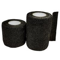 Product Αυτοσυγκρατούμενος επίδεσμος 4.5m σε δύο πλάτη- Μαύρο (Cohesive Bandage Black) από: base image