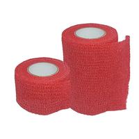 Product Αυτοσυγκρατούμενος επίδεσμος 4.5m σε δύο πλάτη- Κόκκινο (Cohesive Bandage Red) από: base image