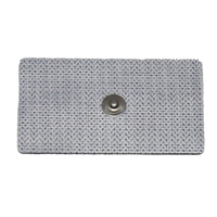 Product PG472 - Αναλώσιμα Ηλεκτρόδια με clip- 53x96mm- (Disposable Snap Electrode) base image