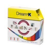 Product DREAM K - Ελαστικός Επίδεσμος Κινησιοθεραπείας 5cm X 32m base image