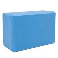 Product Τουβλάκι yoga ΜΠΛΕ (MVS yoga block) base image
