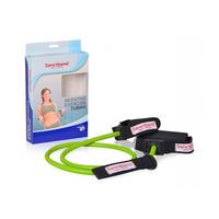 Product Λάστιχο με λαβές και άγκιστρο πόρτας Μεσαίο (Gym Tube Sanctband - Green) base image